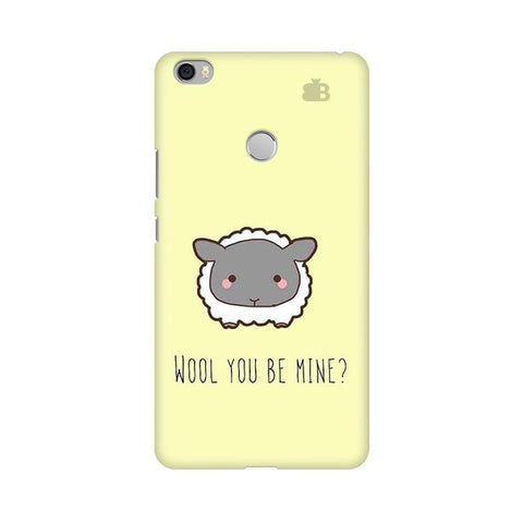 Wool Xiaomi Mi Max Phone Cover
