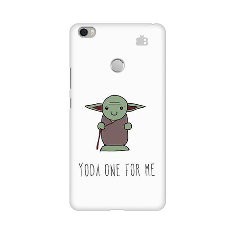 Yoda One Xiaomi Mi Max Phone Cover