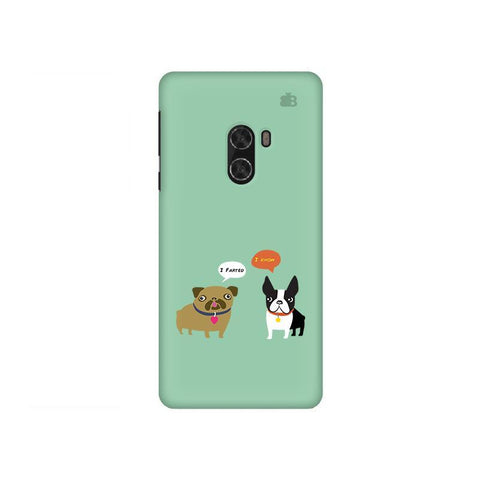 Cute Dog Buddies Xiaomi Mi Mix 2 Phone Cover