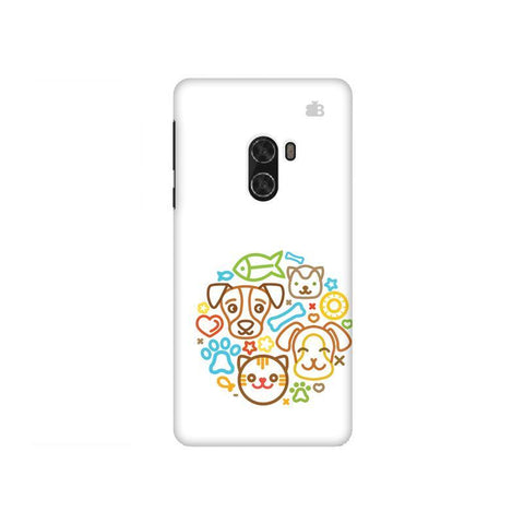 Cute Pets Xiaomi Mi Mix 2 Phone Cover