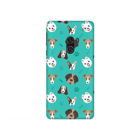 Doggie Pattern Xiaomi Mi Mix 2 Phone Cover