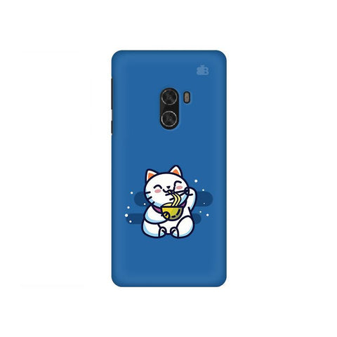 KItty eating Noodles Xiaomi Mi Mix 2 Phone Cover
