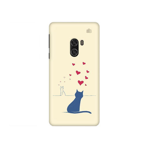 Kitty in Love Xiaomi Mi Mix 2 Phone Cover