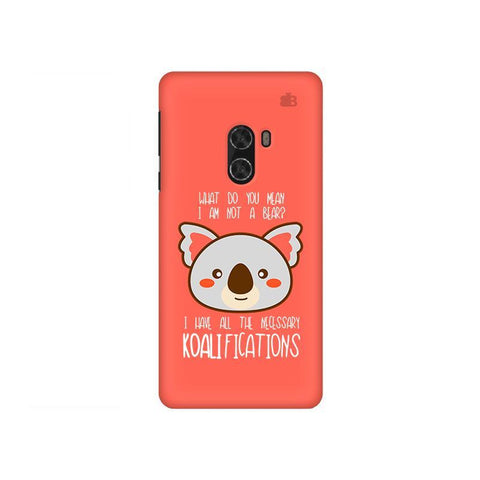 Koalifications Xiaomi Mi Mix 2 Phone Cover