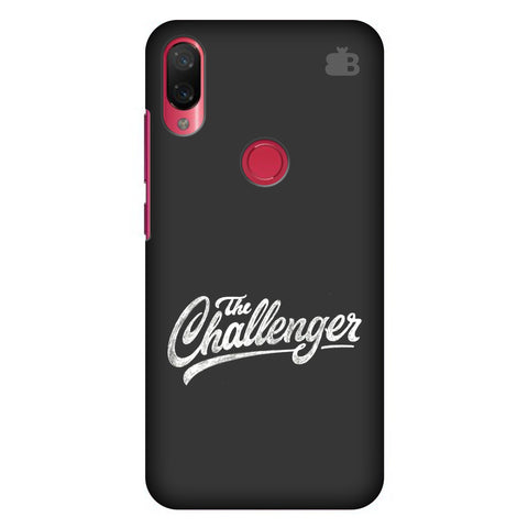 The Challenger Xiaomi Mi Play Cover