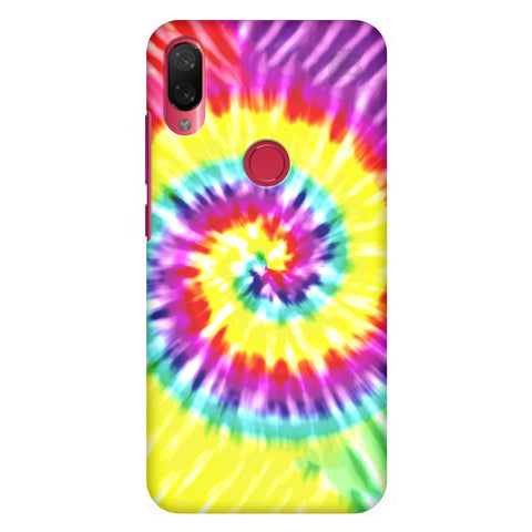 Tie Die Art Xiaomi Mi Play Cover