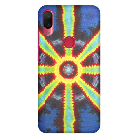 Tie Die Pattern Xiaomi Mi Play Cover
