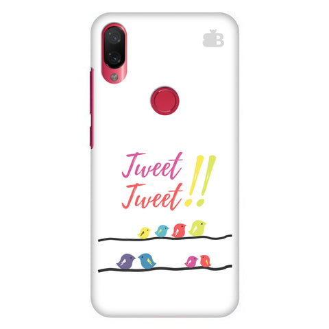 Tweet Tweet Xiaomi Mi Play Cover