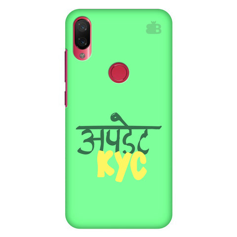 Update KYC Xiaomi Mi Play Cover