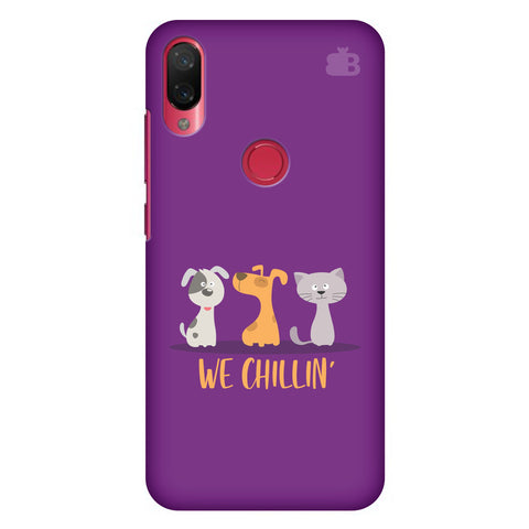 We Chillin Xiaomi Mi Play Cover