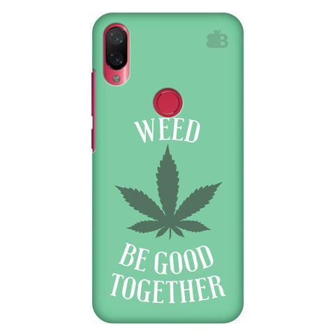 Weed be good Together Xiaomi Mi Play Cover