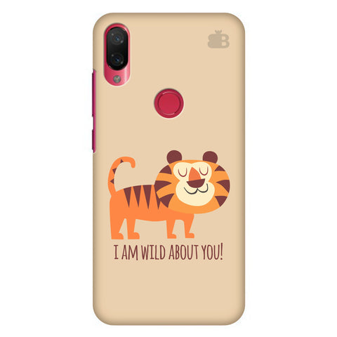 Wild About You Xiaomi Mi Play Cover