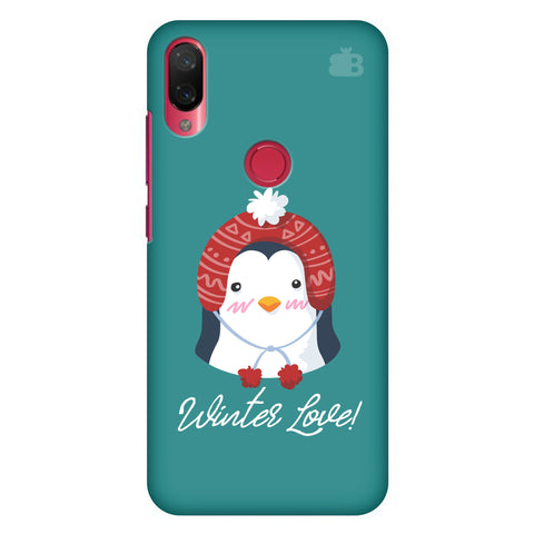Winter Love Xiaomi Mi Play Cover