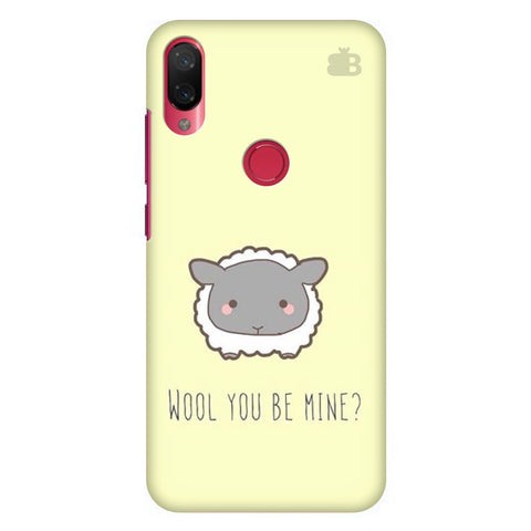Wool Xiaomi Mi Play Cover