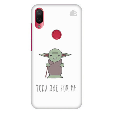Yoda One Xiaomi Mi Play Cover