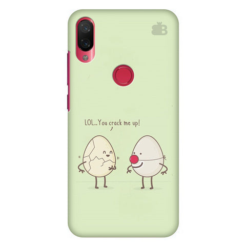 You Crack me up Xiaomi Mi Play Cover