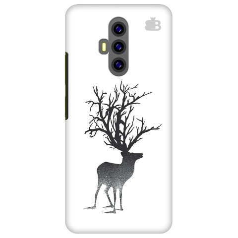 Abstract Deer Xiaomi Poco F2 Cover