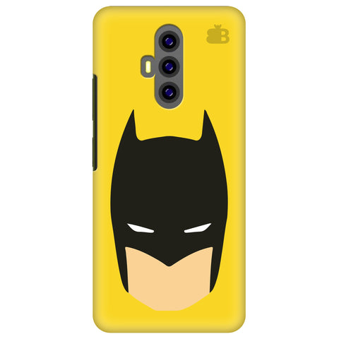Angry Masked Superhero Xiaomi Poco F2 Cover