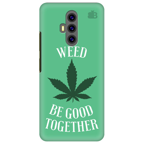 Weed be good Together Xiaomi Poco F2 Cover