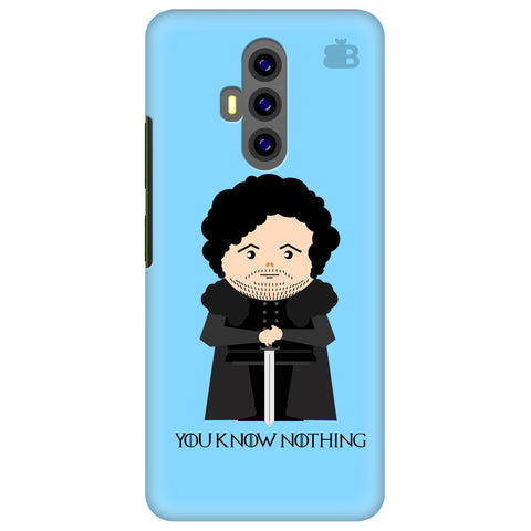 You Know Nothing Xiaomi Poco F2 Cover