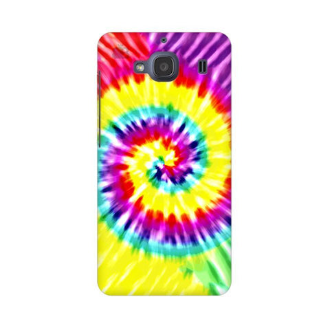 Tie & Die Art Xiaomi Redmi 2s Phone Cover