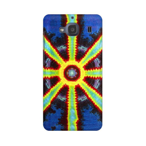 Tie & Die Pattern Xiaomi Redmi 2s Phone Cover
