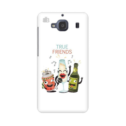 True Friends Xiaomi Redmi 2s Phone Cover