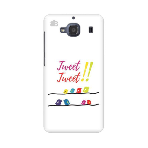 Tweet Tweet Xiaomi Redmi 2s Phone Cover
