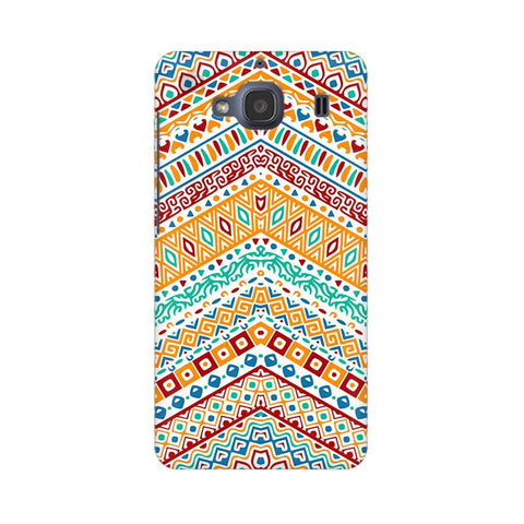 Wavy Ethnic Art Xiaomi Redmi 2s Phone Cover