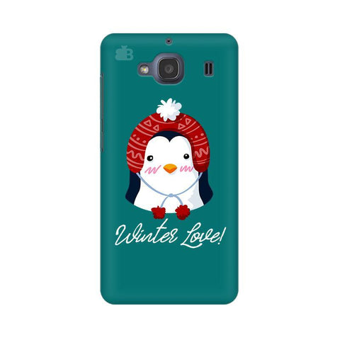 Winter Love Xiaomi Redmi 2s Phone Cover