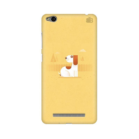 Calm Dog Xiaomi Redmi 3s Phone Cover