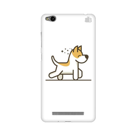 Happy Puppy Xiaomi Redmi 3s Phone Cover