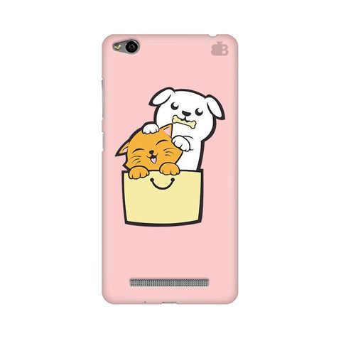 Kitty Puppy Buddies Xiaomi Redmi 3s Phone Cover