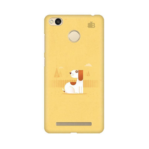 Calm Dog Xiaomi Redmi 3s Prime Phone Cover