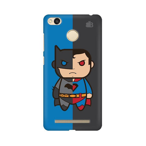 Cute Superheroes Annoyed Xiaomi Redmi 3s Prime Phone Cover