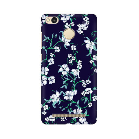 Dogwood Floral Pattern Xiaomi Redmi 3s Prime Phone Cover