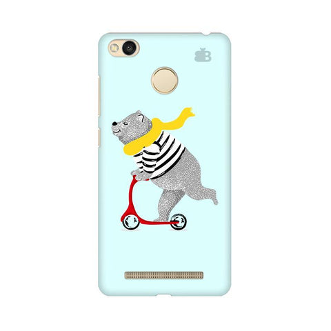 Happy Bear Xiaomi Redmi 3s Prime Phone Cover