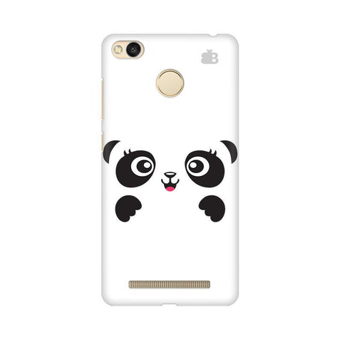 Little Panda Xiaomi Redmi 3s Prime Phone Cover