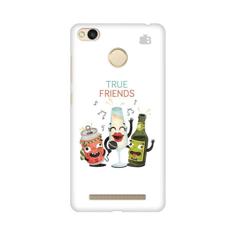 True Friends Xiaomi Redmi 3s Prime Phone Cover