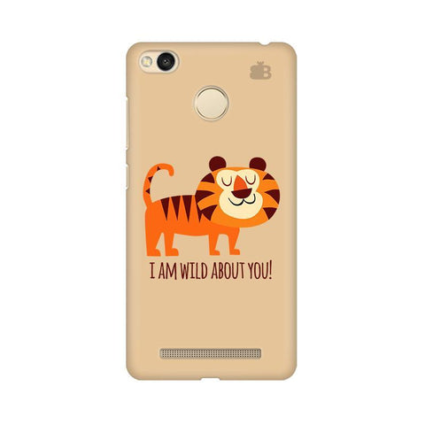 Wild About You Xiaomi Redmi 3s Prime Phone Cover