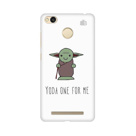 Yoda One Xiaomi Redmi 3s Prime Phone Cover