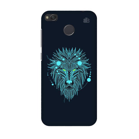 Abstract Art Lion Xiaomi Redmi 4 Phone Cover