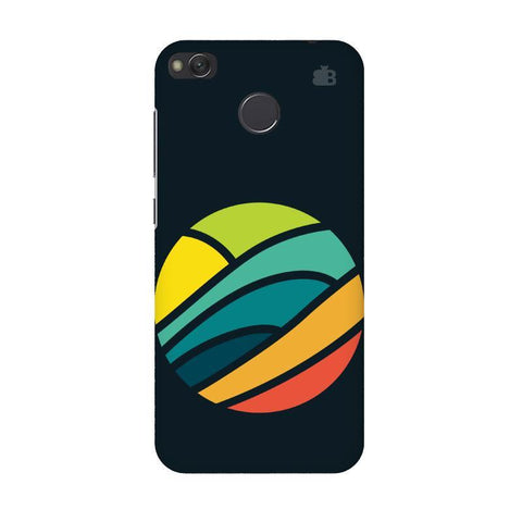 Abstract Circle Xiaomi Redmi 4 Phone Cover