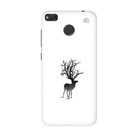 Abstract Deer Xiaomi Redmi 4 Phone Cover