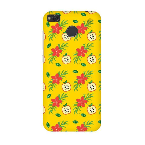 Apples & Flowers Xiaomi Redmi 4 Phone Cover