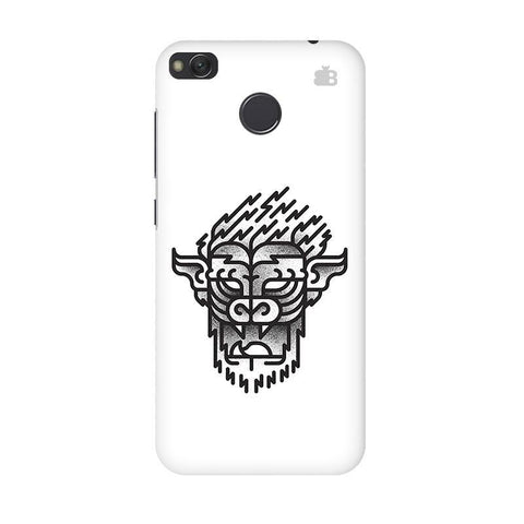 Arty Lion Xiaomi Redmi 4 Phone Cover