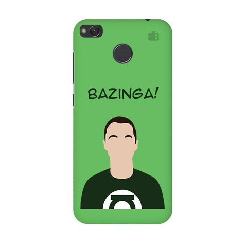 Bazinga Xiaomi Redmi 4 Phone Cover