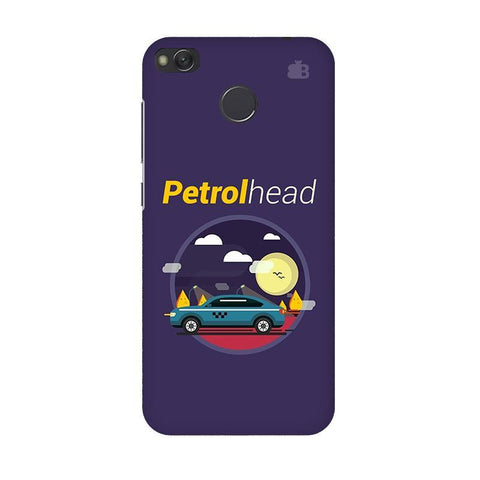Petrolhead Xiaomi Redmi 4 Phone Cover