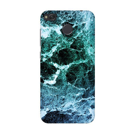 Sea Marble Xiaomi Redmi 4 Phone Cover