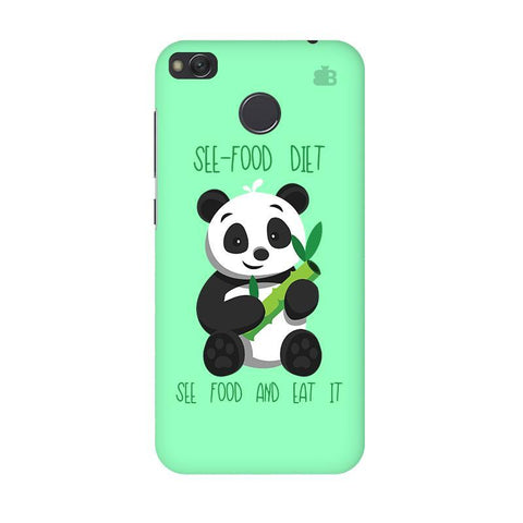 See-Food Diet Xiaomi Redmi 4 Phone Cover